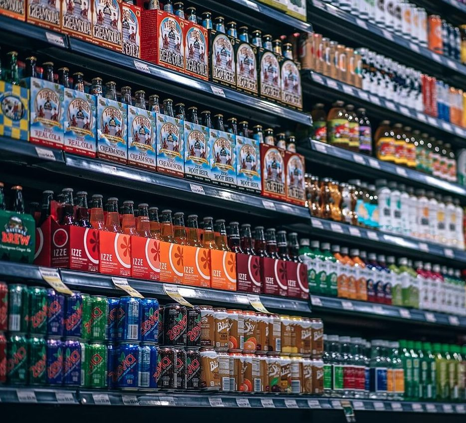 Softdrinks, Cola